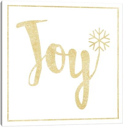 Golden Joy II Canvas Art Print