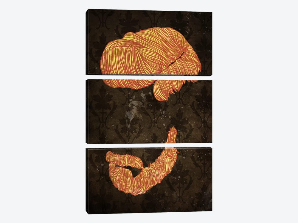 Balbo  by 5by5collective 3-piece Canvas Print