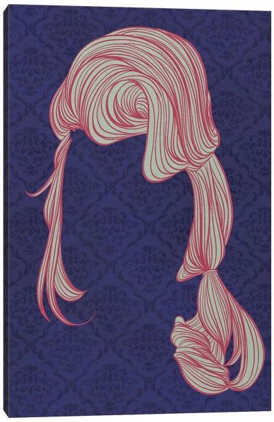 Bouffant #1  Canvas Art Print