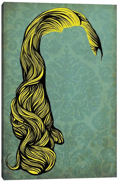 Big Hair Canvas Print #HSC18