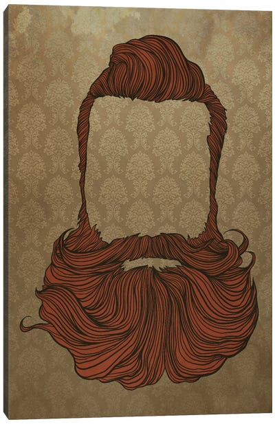 Fullbeard  Canvas Art Print