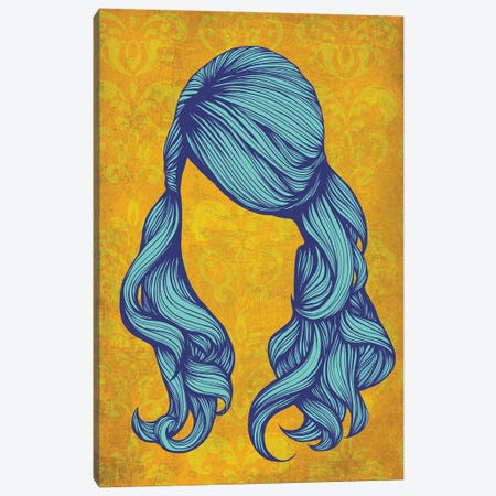 Pouf #1  Canvas Print #HSC20} by 5by5collective Canvas Artwork