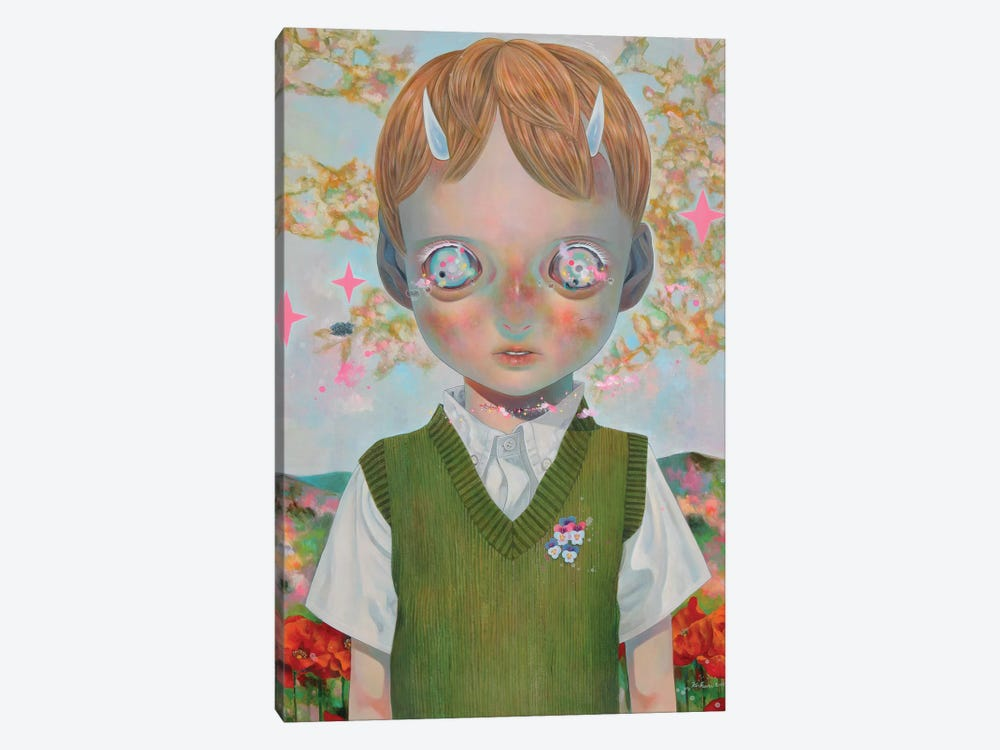 Whereabouts Of God Series: Nobody #1 by Hikari Shimoda 1-piece Canvas Art Print