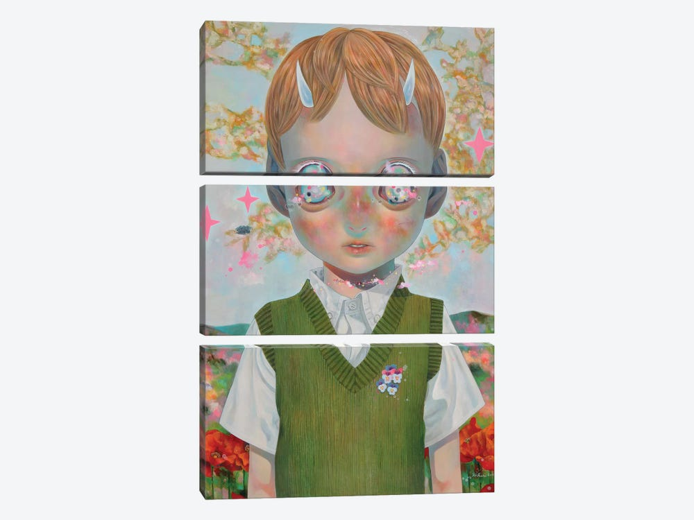 Whereabouts Of God Series: Nobody #1 by Hikari Shimoda 3-piece Art Print