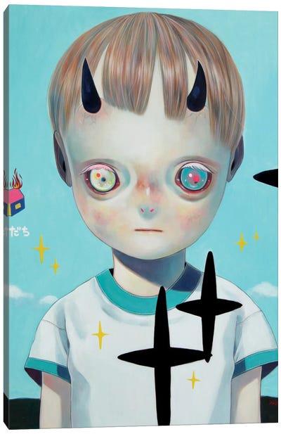 Children of this Planet Series: #22 Canvas Art Print