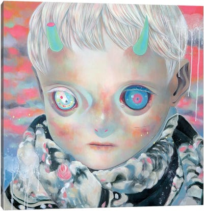 Dream Child Canvas Art Print