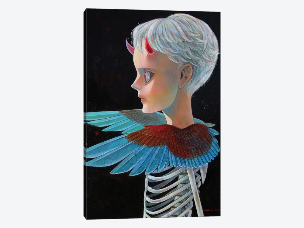 Death And Angel #4 by Hikari Shimoda 1-piece Canvas Print