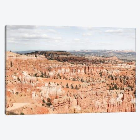 Bryce Canyon Landscape Canvas Print #HSK12} by Henrike Schenk Canvas Print