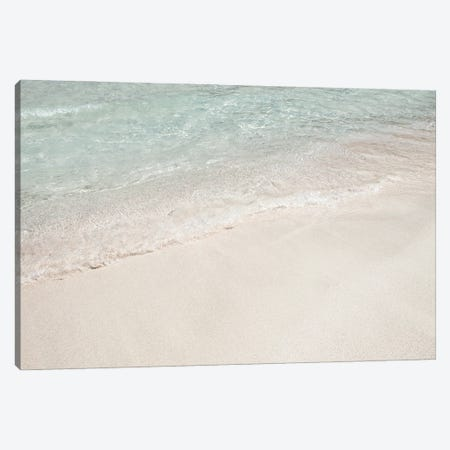 Tropical Island Beach Canvas Print #HSK17} by Henrike Schenk Canvas Wall Art