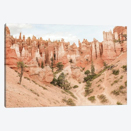 Colors Of Bryce Canyon Canvas Print #HSK24} by Henrike Schenk Canvas Print
