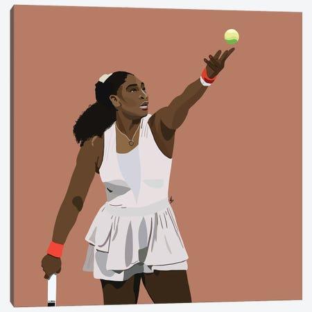 Serena Canvas Print #HSM10} by Artpce Art Print
