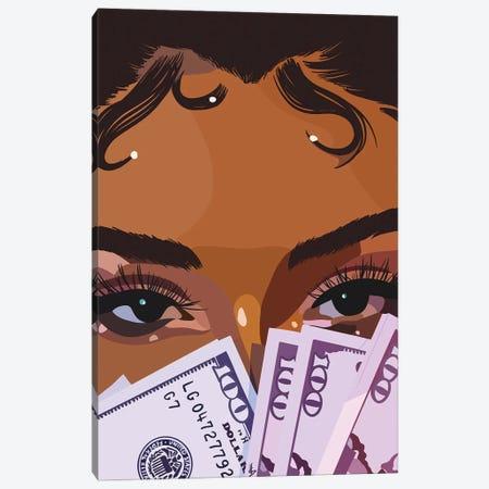 New Money Canvas Print #HSM26} by Artpce Canvas Print