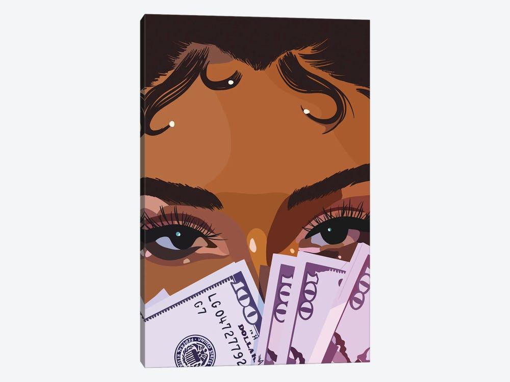 New Money by Artpce 1-piece Canvas Print