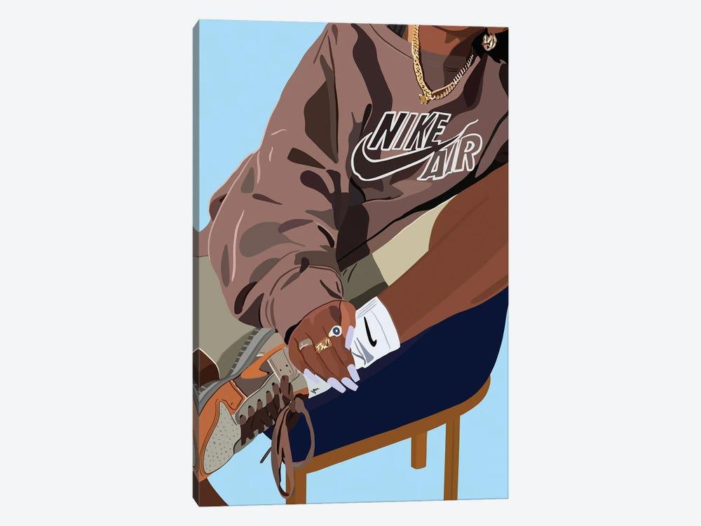 Chillin' by Artpce 1-piece Canvas Artwork