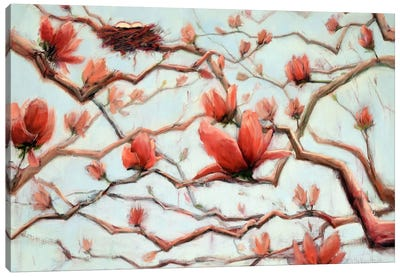 Possibilities In Full Bloom Canvas Art Print