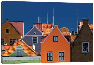 Willemstad Canvas Art Print