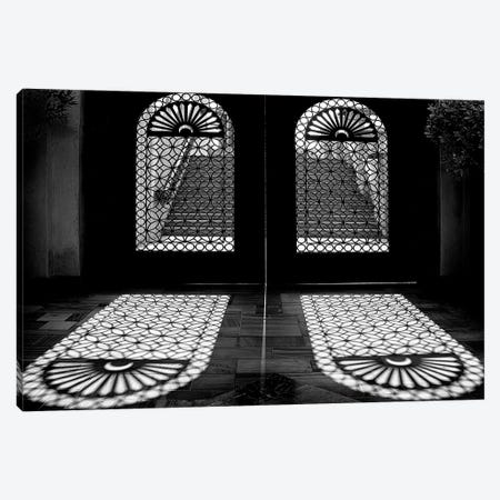 Double Shade 3-Piece Canvas #HWH6} by Hans-Wolfgang Hawerkamp Canvas Art