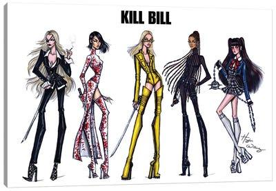 Kill Bill Canvas Art Print