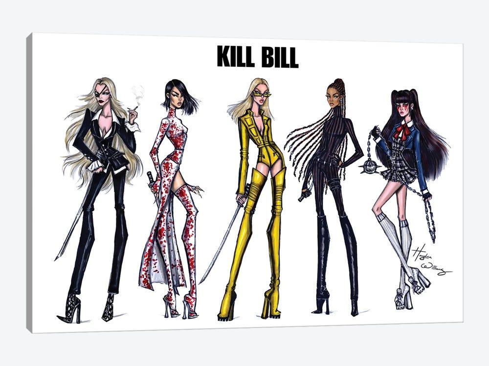 Kill Bill by Hayden Williams 1-piece Canvas Art