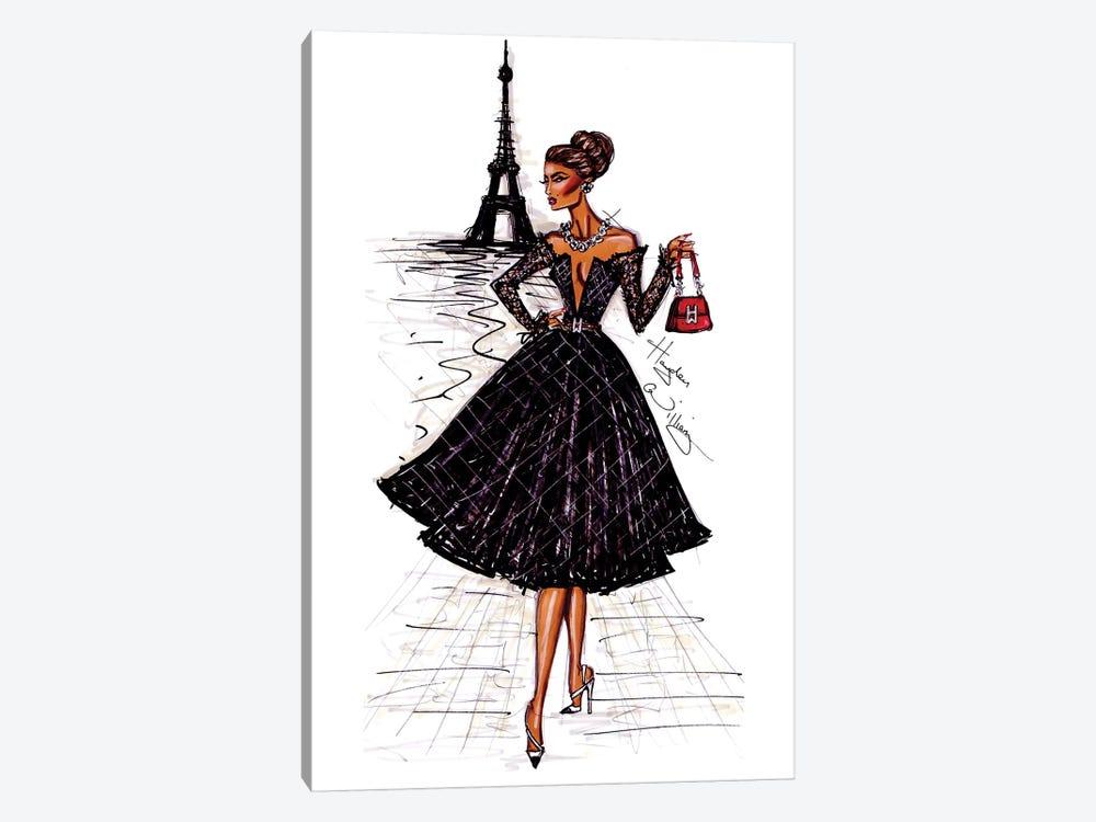 Ooh La La Paris by Hayden Williams 1-piece Canvas Art