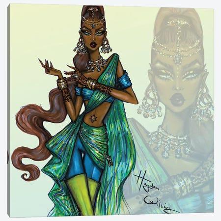 Finest Jewel I Canvas Print #HWI29} by Hayden Williams Canvas Art Print