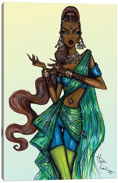 Finest Jewel II Canvas Art Print