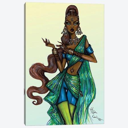 Finest Jewel II Canvas Print #HWI30} by Hayden Williams Canvas Art