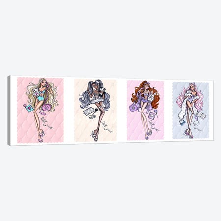 Sweet Dreams Collection  Canvas Print #HWI40} by Hayden Williams Art Print
