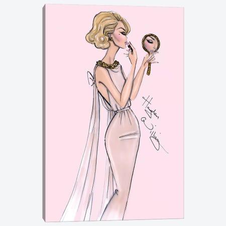 Blush Beauty Canvas Print #HWI49} by Hayden Williams Canvas Print
