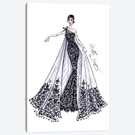 Couture Canvas Print #HWI67} by Hayden Williams Canvas Artwork