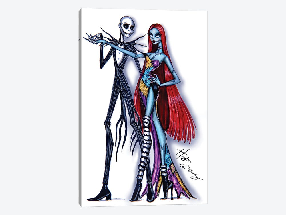 Beautiful Nightmare by Hayden Williams 1-piece Canvas Art