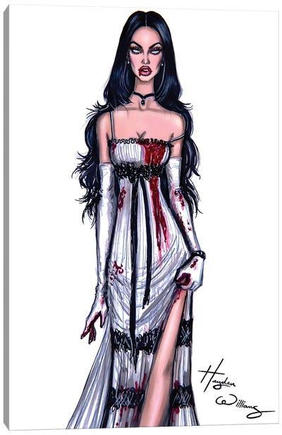 Jennifer's Body Canvas Art Print