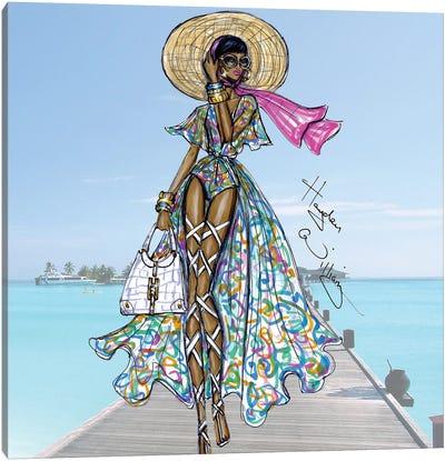 Life Of Luxury Canvas Art Print