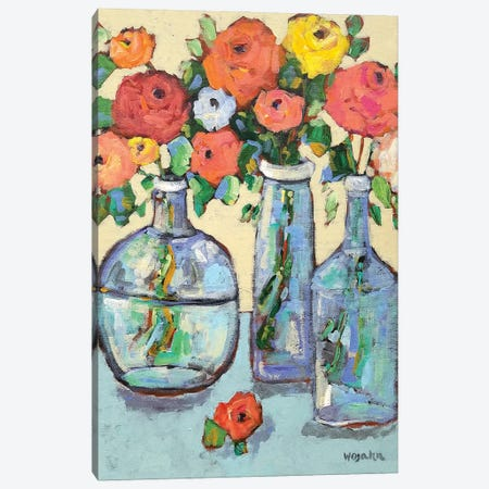 More Buds In A Bottle Canvas Print #HWJ18} by Holly Wojahn Canvas Art Print