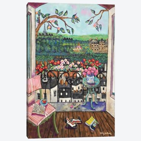 A Moveable Feast Canvas Print #HWJ1} by Holly Wojahn Art Print