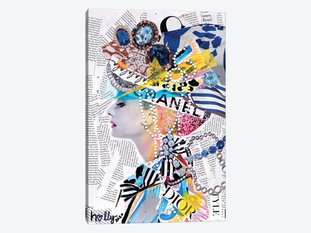 La La La Audrey by HOLLYWOULD STUDIOS 1-piece Art Print