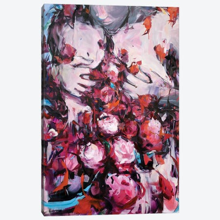 Eros Canvas Print #HYU10} by Hyunju Kim Canvas Art Print