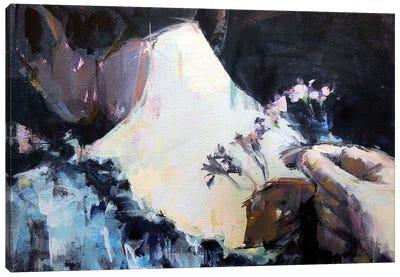 Hide and Seek III Canvas Art Print