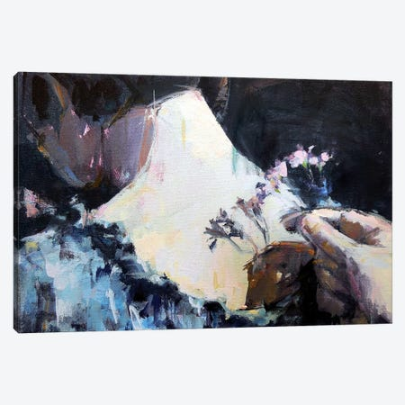 Hide and Seek III Canvas Print #HYU13} by Hyunju Kim Art Print