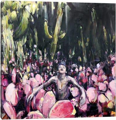 Lost Paradise I Canvas Art Print