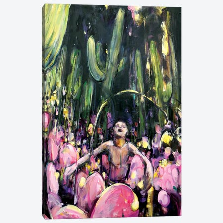 Lost Paradise II  Canvas Print #HYU16} by Hyunju Kim Canvas Artwork
