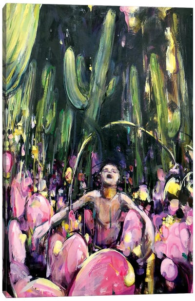 Lost Paradise II  Canvas Art Print