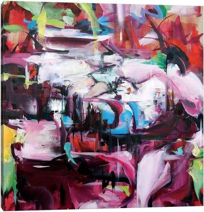 Opera Pink Canvas Art Print