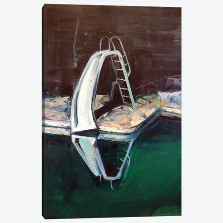 Reflection Canvas Print #HYU29} by Hyunju Kim Canvas Art