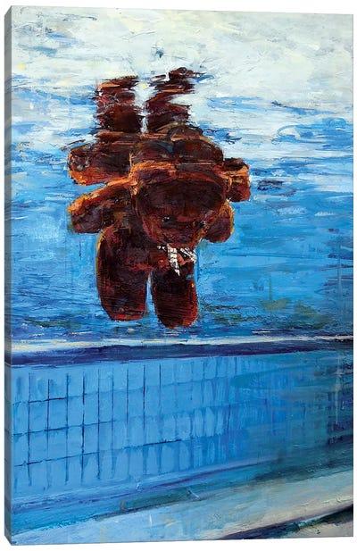 Reflection (Underwater) Canvas Art Print