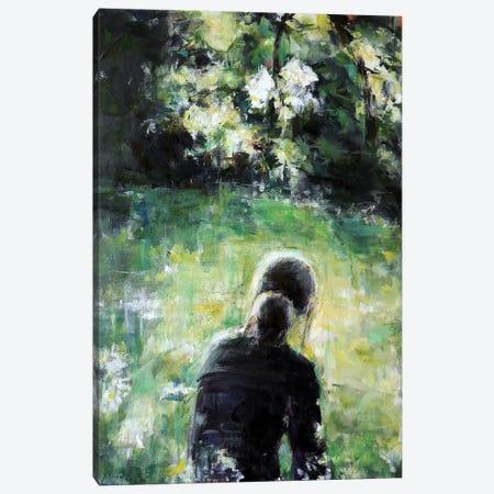 Second Spring Canvas Print #HYU33} by Hyunju Kim Canvas Print