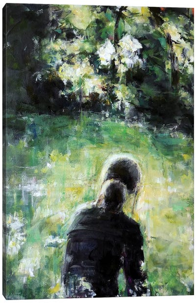 Second Spring Canvas Art Print