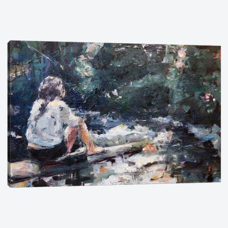 Small Memory Canvas Print #HYU36} by Hyunju Kim Canvas Art