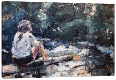 Small Memory Canvas Art Print