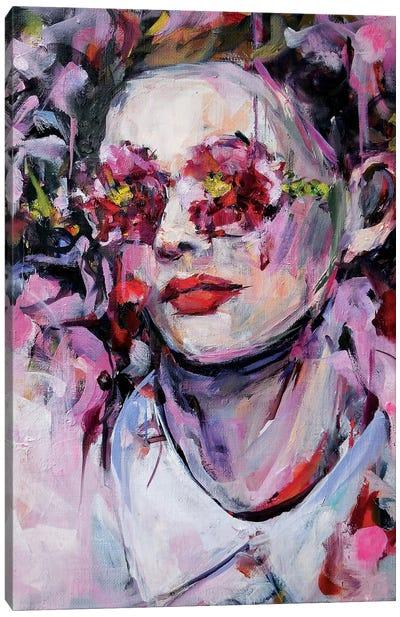 Sweet Tears Canvas Art Print